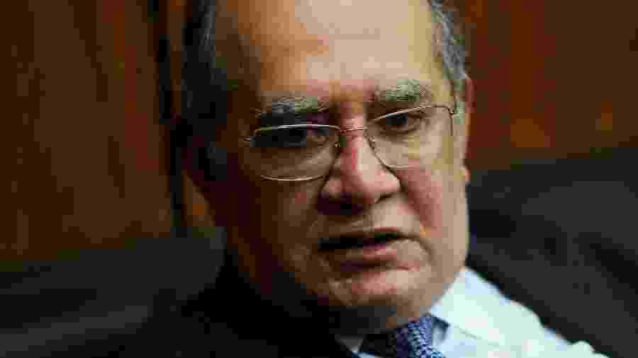 O ministro do STF Gilmar Mendes defendeu a segurança das urnas eletrônicas - ADRIANO MACHADO
