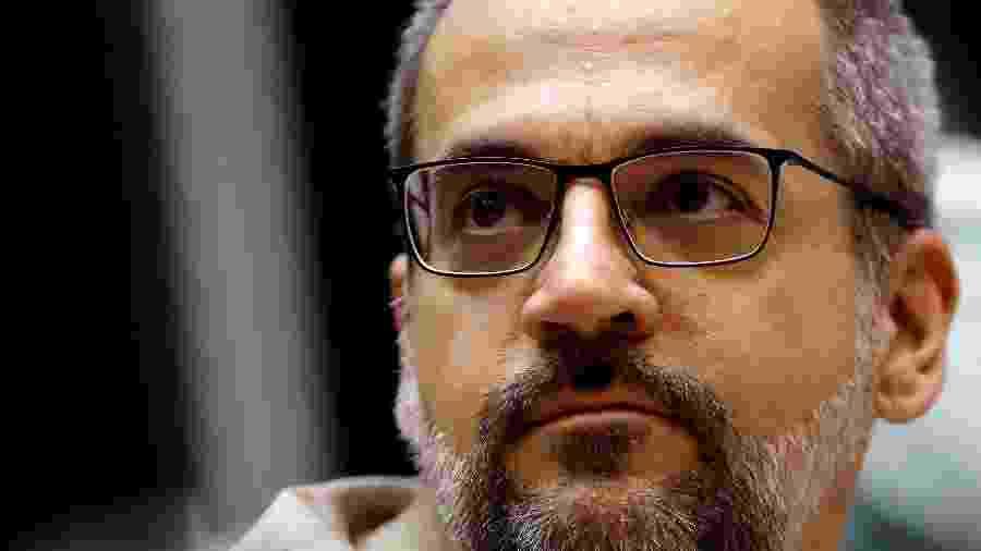 O ministro da Educação, Abraham Weintraub - ADRIANO MACHADO