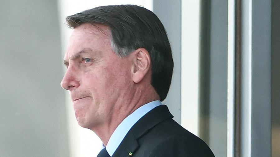 O presidente Jair Bolsonaro (sem partido) - Edu Andrade/Fatopress/Estadão Conteúdo