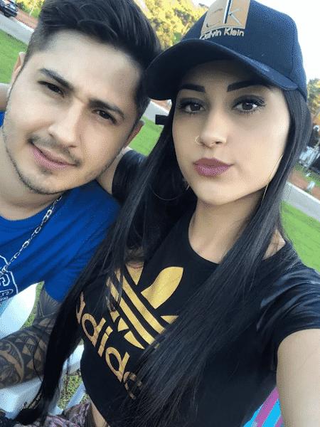 O casal Adair Brizola da Silva e Caruel Quendi da Silva Barbosa foi assassinado em casa na cidade de Araricá, no Rio Grande do Sul - Reprodução