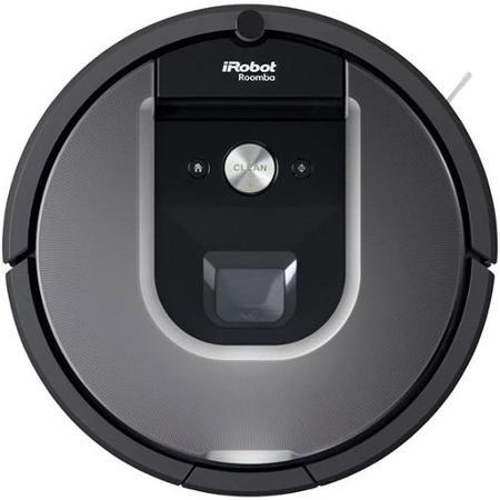 iRobot Robô Aspirador Roomba 960, Compatível com Alexa - Divulgação - Divulgação