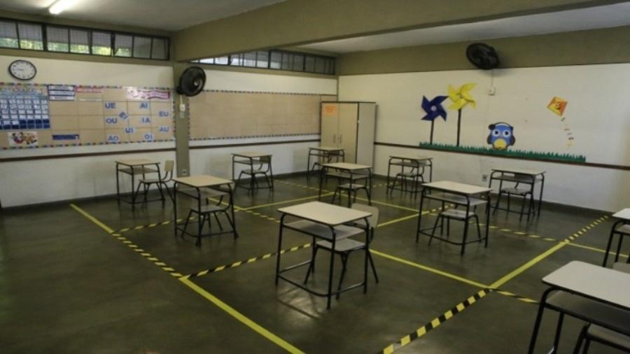 Todas as escolas vão precisar cumprir uma lista de tarefas para organizar o ambiente e receber os estudantes e funcionários