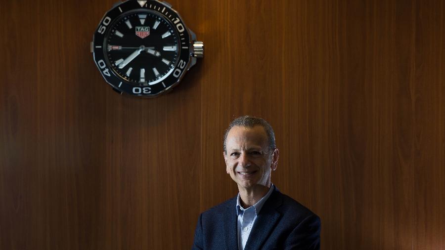 Importador de relógios de luxo, Freddy Rabbat vendeu máscaras KN95 mais caras ao governo brasileiro - Marcus Leoni/Folhapress