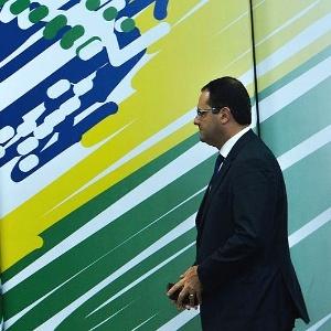 O ministro da Fazenda, Nelson Barbosa