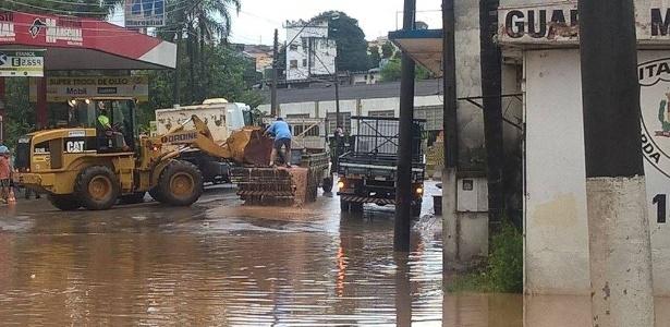 As fortes chuvas provocaram inundações e mortes em cidades de São Paulo - Juju Capato/Itatiba News
