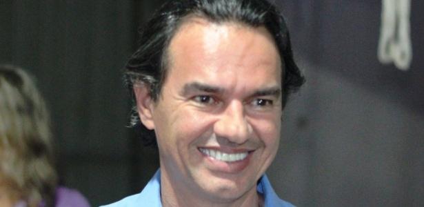 O candidato Marquinhos Trad (PSD)