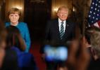 Opinião: Antagonismo de Trump em relação à Alemanha é estúpido e perigoso - Jim Bourg/Reuters