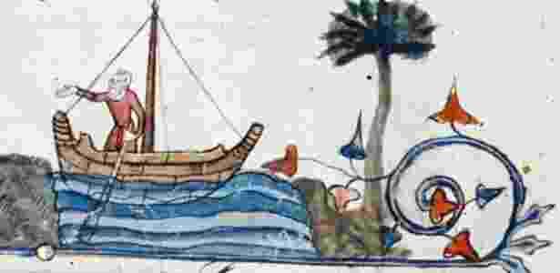 Como passar a cabra, o lobo e o repolho para o outro lado do rio, sem que a cabra coma o repolho e sem que o lobo coma a cabra? - Biblioteca Britânica - Biblioteca Britânica