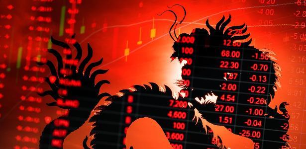 Ações de tecnologia na Ásia sobem; setor imobiliário chinês avança com pagamento da Evergrande