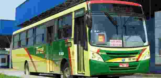Motorista de ônibus da viação Trel morreu após ataque a facadas no Rio de Janeiro - Divulgação