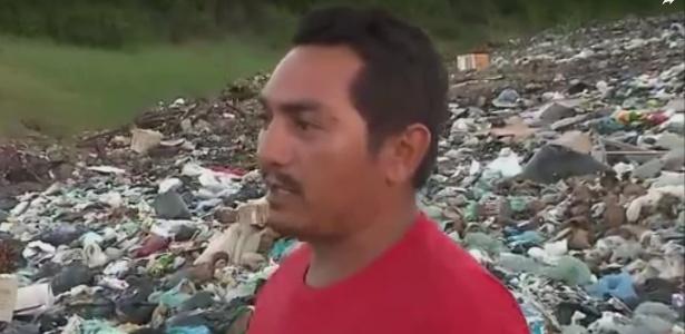 Catador de material reciclável encontrou bebê morto em um lixão no interior da Paraíba