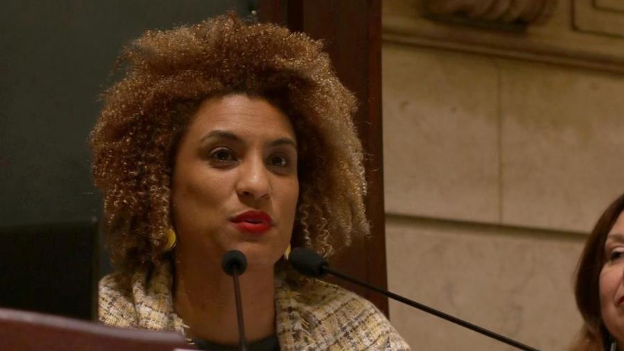 Marielle Franco (PSOL) foi assassinada em uma emboscada na região central do Rio de Janeiro em março de 2018 - Divulgação