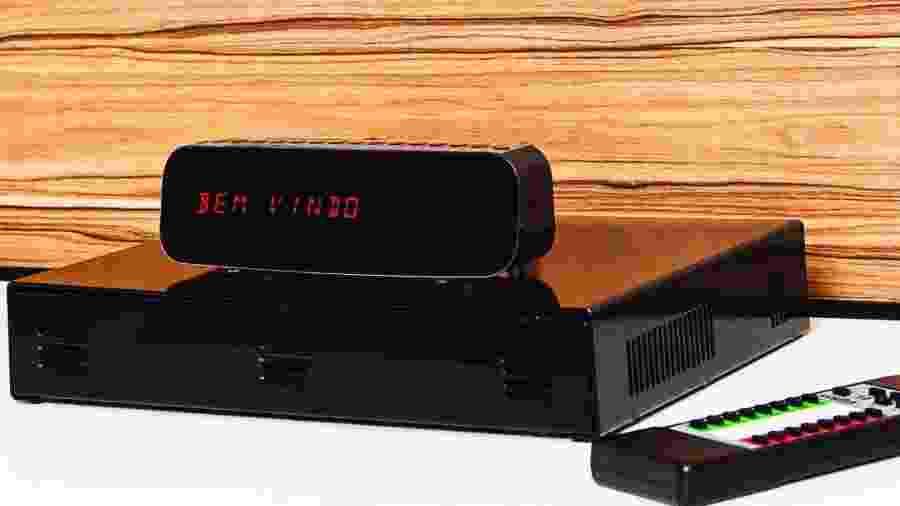"""O """"DIB 6"""", do Ibope, é o aparelho utilizado atualmente nas casas - Divulgação"""
