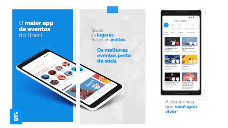 Sympla: Apps para ajudar no rolê com os amigos - Reprodução - Reprodução