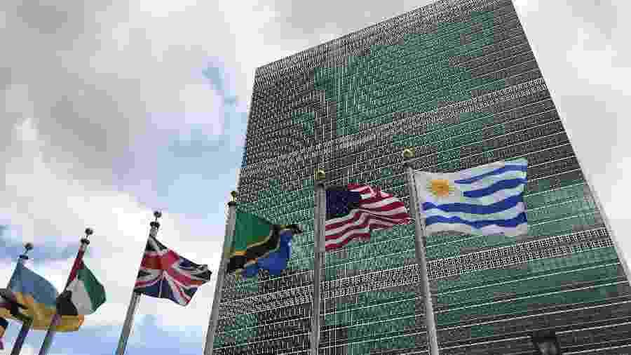 Prédio da ONU em Nova York - Carlo Allegri