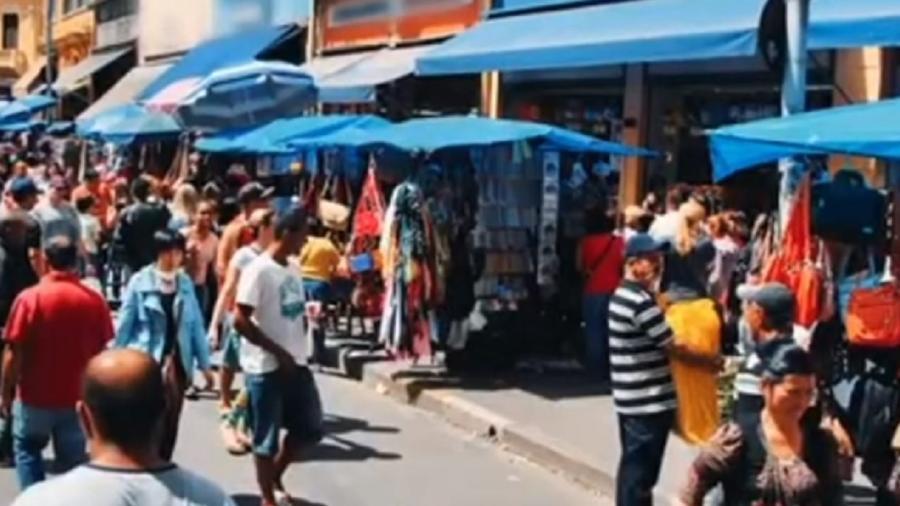 """Trecho do vídeo da campanha """"O Brasil não pode parar"""" - Reprodução"""