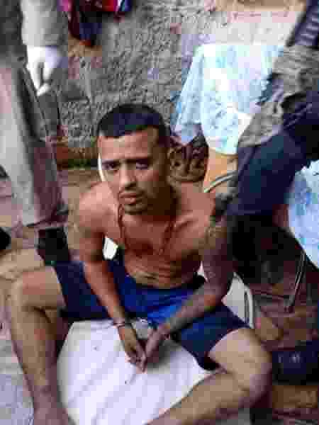 27.ago.2020 - Alex Marques de Melo, conhecido como Leo Serrote - Polícia Civil/Divulgação