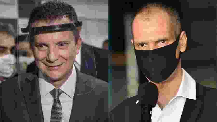 Celso Russomanno lidera pesquisa com 29%, enquanto atual prefeito da capital paulista, Bruno Covas, é o segundo, com 20% - Arte/UOL