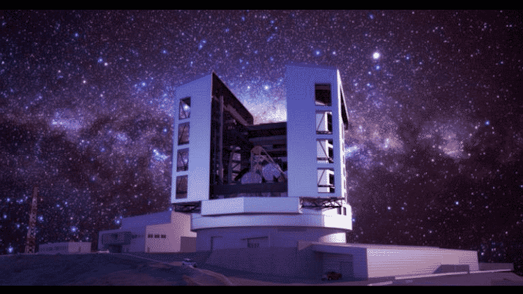 telescopio - GMTO Corporation/M3 Engineering - GMTO Corporation/M3 Engineering