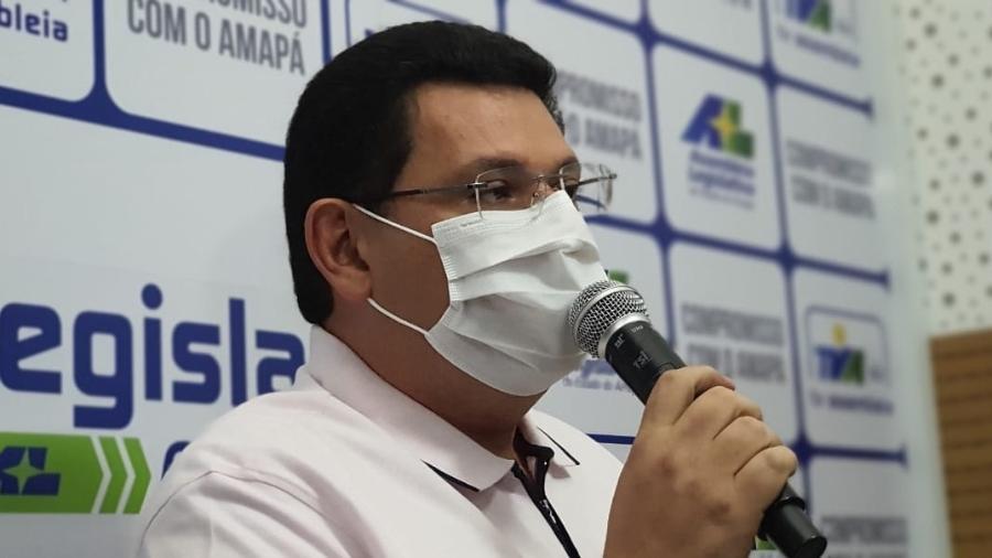 Candidato à Prefeitura de Macapá, Josiel Alcolumbre  - Emerson Renon/Assembleia Legislativa do Amapá