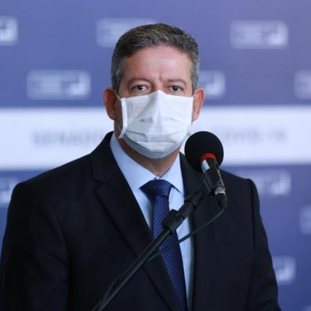 03.fev.2021 - O presidente da Câmara dos Deputados, Arthur Lira (PP-AL) - Luis Macedo/Câmara dos Deputados