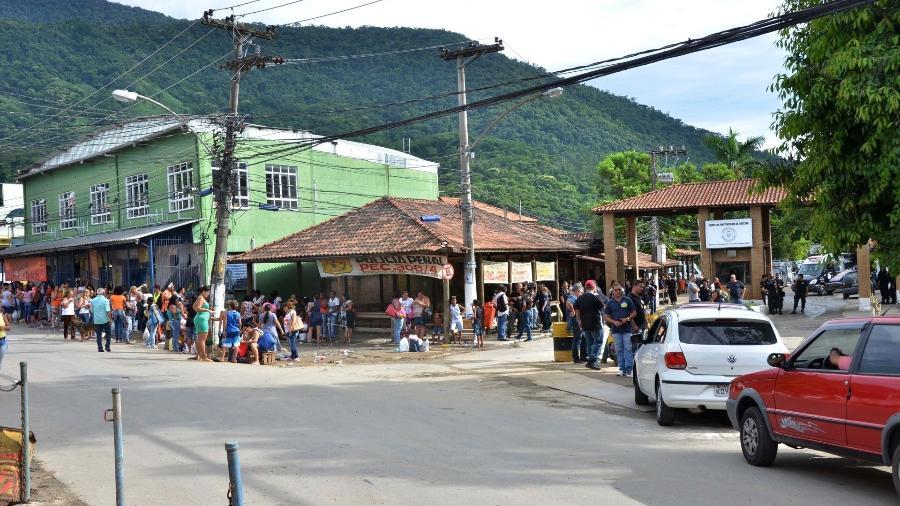 Polícia do Rio faz megaopecação contra o Comando Vermelho acontece em vários presídios do estado - Rodrigo Menezes/Futura Press/Estadão Conteúdo
