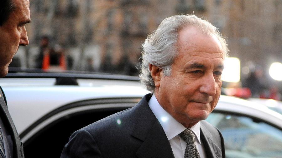 Bernie Madoff, condenado pela maior fraude financeira da história dos Estados Unidos, morreu na prisão aos 82 anos - Stephen Chernin/Getty Images