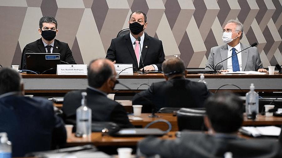 CPI da Covid aprovou quebra de sigilos de Francisco Maximiano e da Apsen, que produz hidroxicloroquina - Jefferson Rudy/Agência Senado