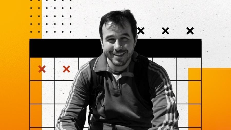 Alexandre Costa, auditor do TCU - Foto reprodução do Facebook Alexandre Costa/Arte UOL