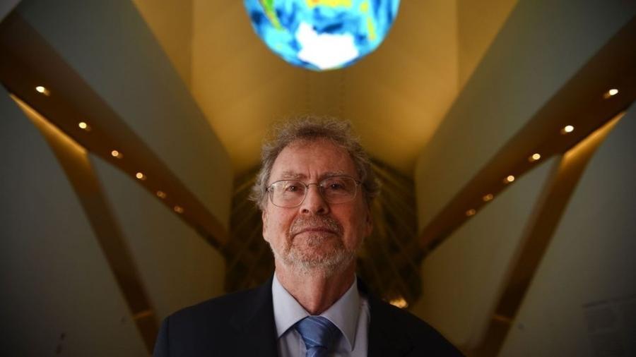 Presidente da Academia Brasileira de Ciência, Luiz Davidovich lamenta atual cenário da pesquisa no Brasil - Ascom ABC