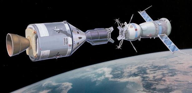 Encontro no espaço entre EUA e URSS completa 40 anos