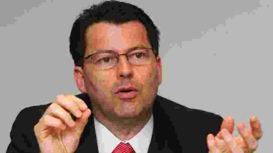 Paulo Rogério Caffarelli deixará o comando do BB em novembro - Alan Marques/Folhapress