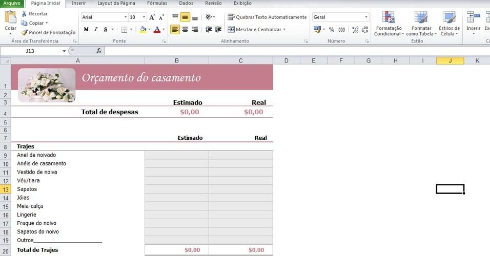 Excel_modelos de documentos