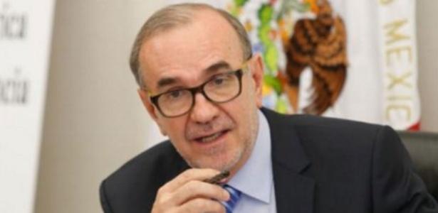Carlos Sada, o embaixador do México nos EUA