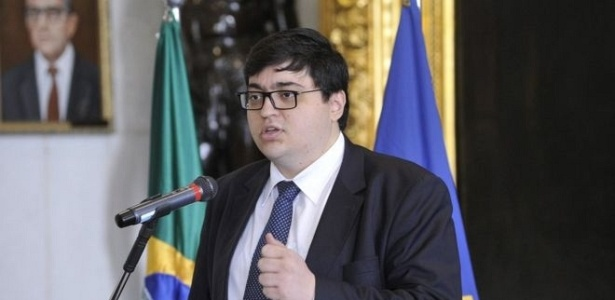 Economista Felipe Salto, especialista em contas públicas ligado ao PSDB - Jane de Araújo/Agência Senado