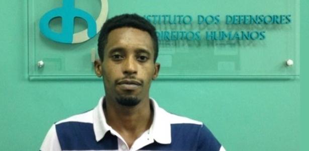 O catador de materiais recicláveis Rafael Braga: jovem está em prisão cautelar há um ano e quatro meses