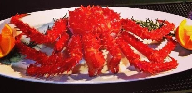 Pharol Porto Cabral, em Balneário Camboriú (SC), serve frutos do mar