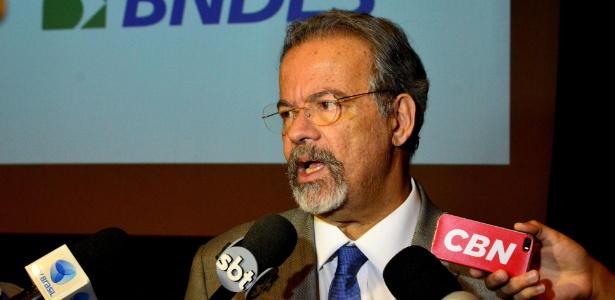 O ministro da Segurança Pública Raul Jungmann