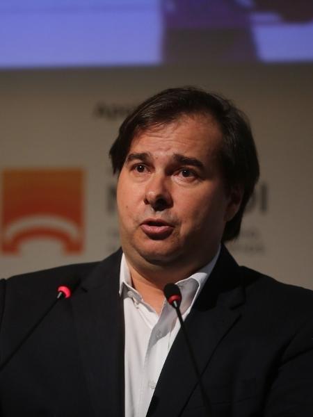 O presidente da Câmara, Rodrigo Maia (DEM-RJ) - Ricardo Borges/UOL