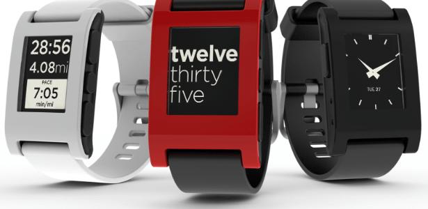 Pebble Time, smartwatch sucesso de crítica e público que nasceu no Kickstarter