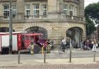 iPad explode, e loja da Apple é evacuada em Amsterdã (Foto: Reprodução/Asmedia)
