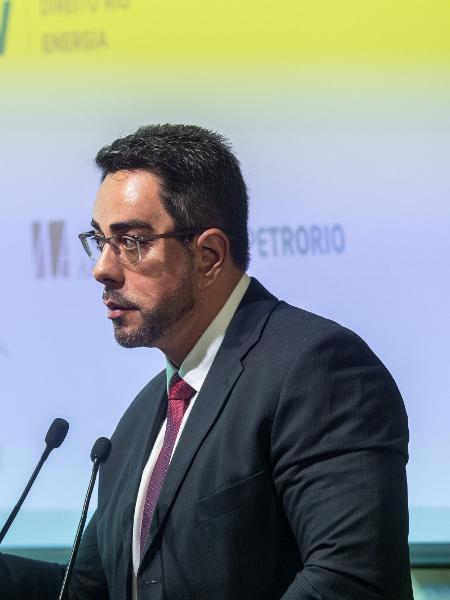 23.nov.2018 -  o juiz Marcelo Bretas participa de simpósio nacional de combate a corrupção na FGV (Fundação Getúlio Vargas), no Rio - Ricardo Borges/Folhapress