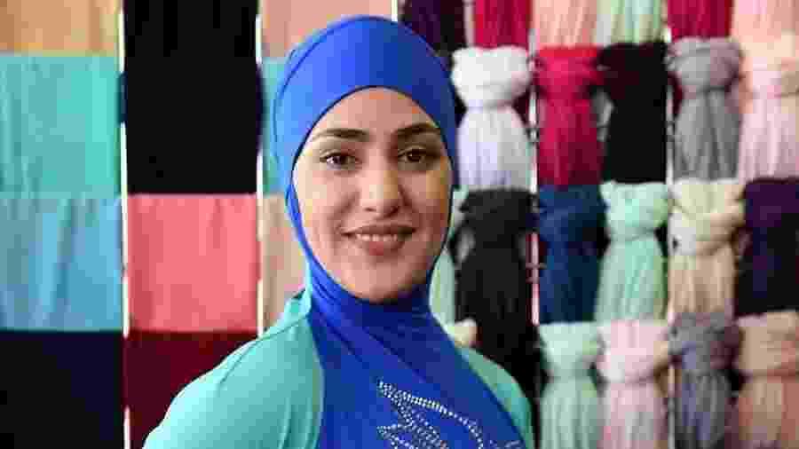 Vestimentas esportivas para mulheres muçulmanas causaram polêmica - Getty Images