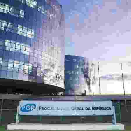 Fachada do prédio da PGR em Brasília; Procuradoria pede reconsideração no afrouxamento de prisão preventiva de investigados por tráfico de drogas - Antonio Augusto / Secom / PGR