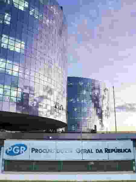 Fachada do prédio da PGR (Procuradoria-Geral da República), em Brasília - Antonio Augusto / Secom / PGR