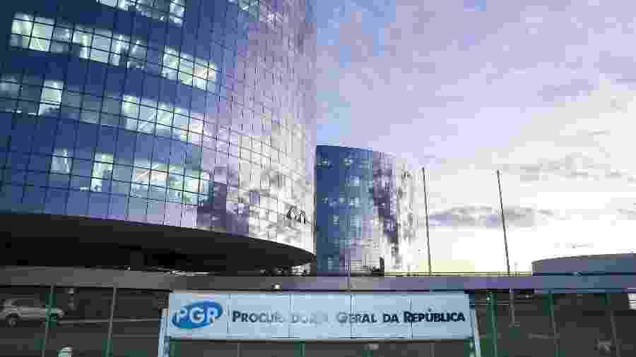 21.jun.2017 - Fachada do prédio da PGR (Procuradoria-Geral da República), em Brasília - Antonio Augusto / Secom / PGR