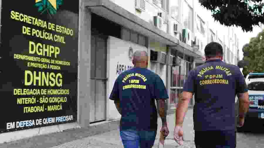 4.jul.2019 - Polícia Civil em megaoperação em vários pontos do Rio, Niterói, São Gonçalo, Itaboraí e Rio Bonito   - Reginaldo Pimenta/Agência O Dia/Estadão Conteúdo