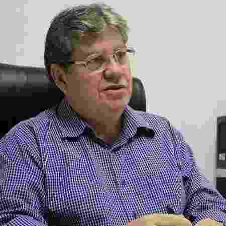 14.nov.2018 - Governador da Paraíba, João Azevedo - João Azevedo no Facebook