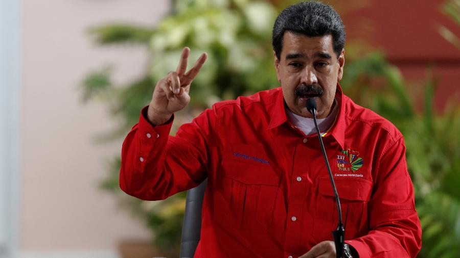 O presidente da Venezuela, Nicolás Maduro - Manaure Quintero/Reuters