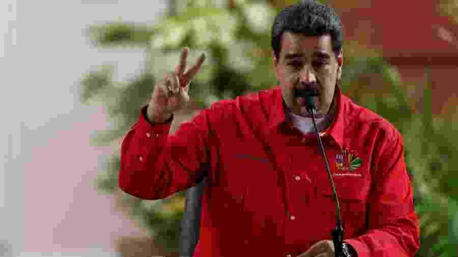 Nicolás Maduro - Manaure Quintero/Reuters